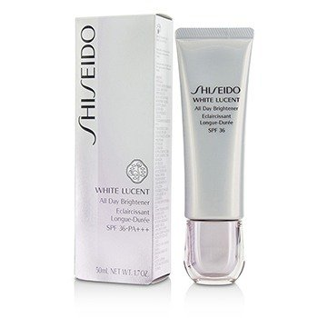 Shiseido White Lucent All Day Brightener SPF 36 PA+++  50ml/1.7oz