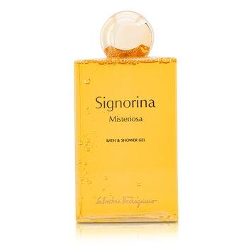 Signorina Misteriosa Bath & Shower Gel  200ml/6.7oz