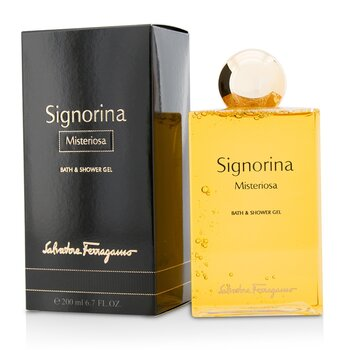 Signorina Misteriosa Bath & Shower Gel  200ml/6.7oz