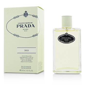 Prada Les Infusions D'Iris Eau De Parfum Spray  200ml/6.8oz