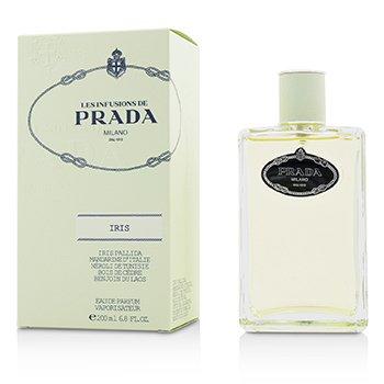 Prada Les Infusions D'Iris Eau De Parfum Spray  200ml/6.8oz