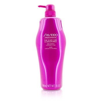 Shiseido The Hair Care Luminoforce Treatment (Colored Hair)  980ml/35oz