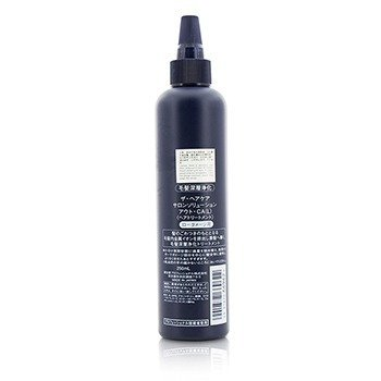 The Hair Care Salon Solutions Out CA - # L (For Low Damaged Hair)  250ml/8.5oz