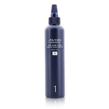 The Hair Care Salon Solutions Out CA - # H (For High Damaged Hair)  250ml/8.5oz