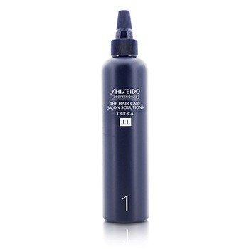Shiseido The Hair Care Salon Solutions Out CA - # H (For High Damaged Hair)  250ml/8.5oz