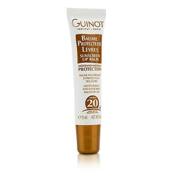 Baume Protecteur Levres Moisturizing And Sunscreen Balm For Lips SPF20 15ml/0.44oz