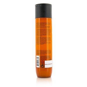 Total Results Mega Sleek Shea Butter Shampoo (For Smoothness)  300ml/10.1oz