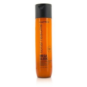 Matrix Total Results Mega Sleek Shea Butter Shampoo (For Smoothness)  300ml/10.1oz