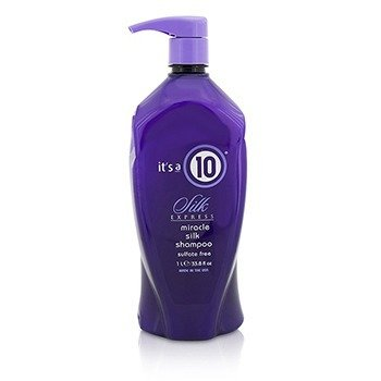 Silk Express Miracle Silk Shampoo  1000ml/33.8oz