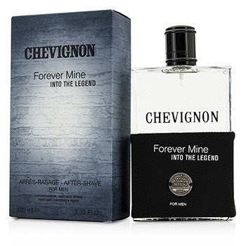Chevignon Forever Mine Into The Legend For Men Spray para Depués de Afeitar  100ml/3.33oz
