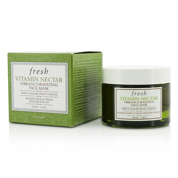 Vitamin Nectar Vibrancy-Boosting Face Mask  100ml/3.3oz