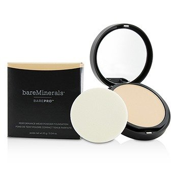 BareMinerals BarePro Performance Wear Powder Foundation - # 02 Dawn  10g/0.34oz