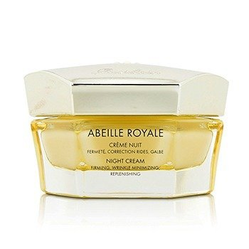 Abeille Royale Night Cream - Firming, Wrinkle Minimizing, Replenishing  50ml/1.6oz