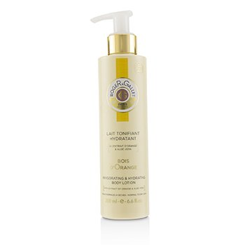 Bois d' Orange Invigorating & Hydrating Body Lotion (with Pump)  200ml/6.6oz