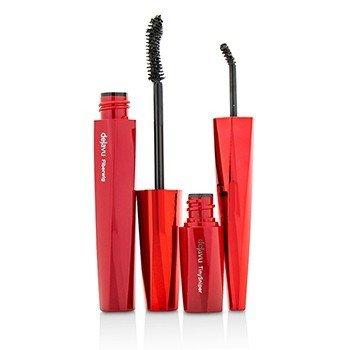 Fiberwig Ultra Long Mascara And Tiny Sniper Mascara Set  2pcs