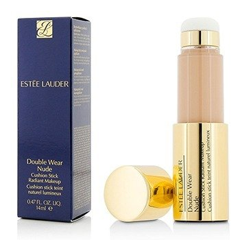 Estee Lauder Double Wear Nude Barra Cojín de Maquillaje Radiante - # 2C2 Pale Almond  14ml/0.47oz