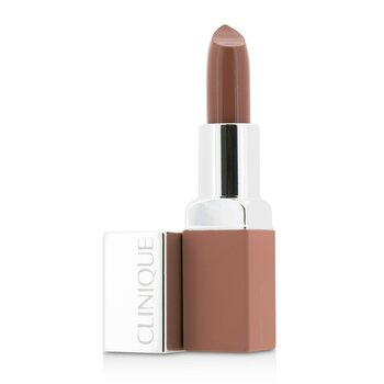 Clinique Pop Matte Color de Labios + Primer - # 01 Ruboring Pop  3.9g/0.13oz