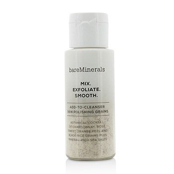 Mix. Exfoliate. Smooth. Add-To-Cleanser Skin Polishing Grains  25g/0.88oz
