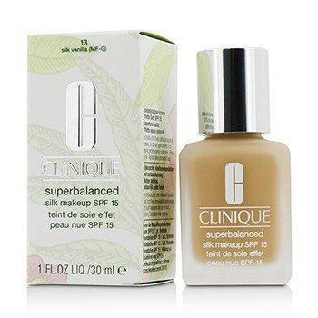 Clinique Superbalanced Silk Makeup SPF 15 - # 13 Silk Vanilla (MF-G)  30ml/1oz