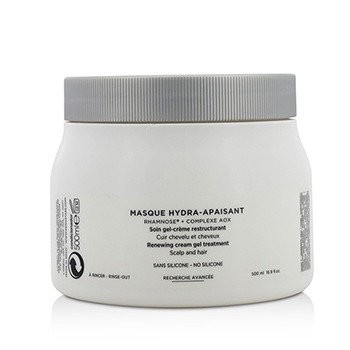 Kerastase Żel-krem do włosów Specifique Masque Hydra-Apaisant Renewing Cream Gel Treatment (Scalp and Hair)  500ml/16.9oz