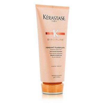 Discipline Fondant Fluidealiste Smooth-in-Motion Care (For All Unruly Hair)  200ml/6.8oz