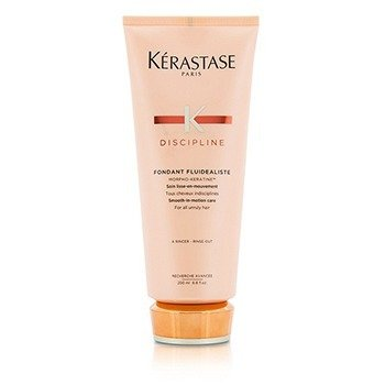 Discipline Fondant Fluidealiste Smooth-in-Motion Care - For All Unruly Hair (New Packaging)  200ml/6.8oz