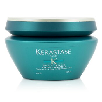 Kerastase Resistance Masque Therapiste Fiber Quality Renewal Masque - For Very Damaged, Over-Processed Thick Hair (New Packaging)  200ml/6.8oz