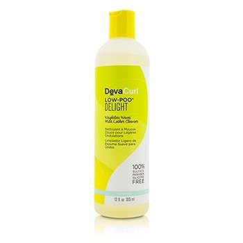 Low-Poo Delight (Weightless Waves Mild Lather Cleanser - For Wavy Hair)  355ml/12oz