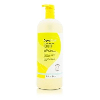 Low-Poo Delight (Weightless Waves Mild Lather Cleanser - For Wavy Hair)  946ml/32oz