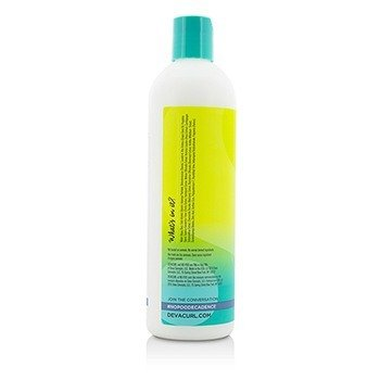 No-Poo Decadence (Zero Lather Ultra Moisturizing Milk Cleanser - For Super Curly Hair)  355ml/12oz