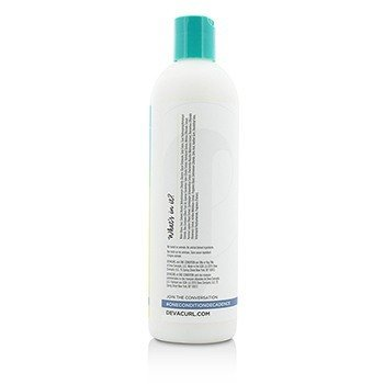 DevaCurl One Condition Decadence Ultra Moisturizing Milk Conditioner (For Super Curly Hair)  355ml/12oz