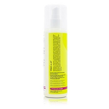 The Curl Maker (Curl Boosting Spray Gel - Texture & Volume)  236ml/8oz
