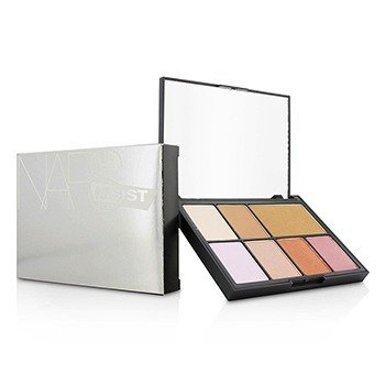 NARS Paleta do makijażu NARSissist Cheek Studio Palette (4x Blush, 1x Bronzing Powder, 2x Contour Blush)  29.5g/1.01oz