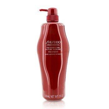 Shiseido The Hair Care Future Sublime Treatment (Hair Lacking Density)  1000g/33.8oz