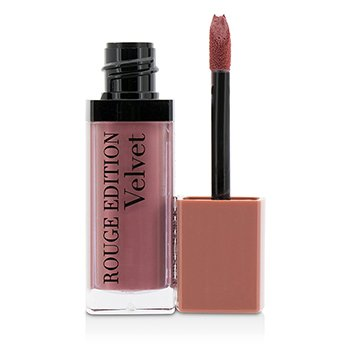 Bourjois Rouge Edition Velvet Lipstick - # 10 Don't Pink Of It  7.7ml/0.2oz