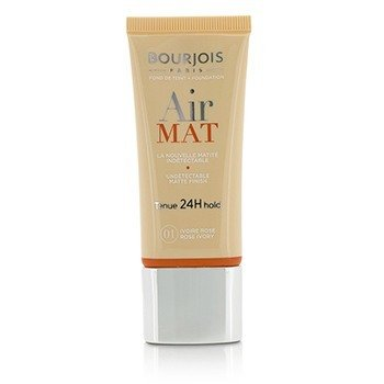 Bourjois Air Mat Foundation SPF 10 - # 01 Rose Ivory  30ml/1oz