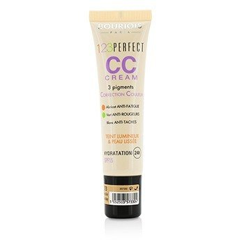 Bourjois 123 Perfect CC Cream SPF 15 - #33 Rose Beige  30ml/1oz