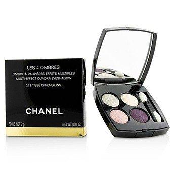 Chanel Les 4 Ombres Quadra Eye Shadow - No. 272 Tisse Dimensions  2g/0.07oz