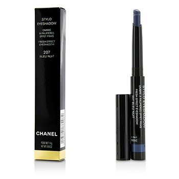 Chanel Stylo Fresh Effect Eyeshadow - # 207 Bleu Nuit  1.4g/0.05oz