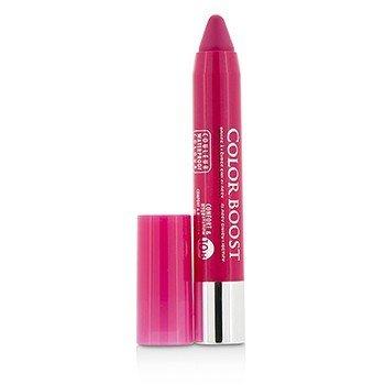 Bourjois Color Boost Glossy Finish Lipstick SPF 15 - # 02 Fuchsia Libre  2.75g/0.1oz