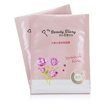 Mask - Damask Rose (Lightening & Hydrating)  8pcs