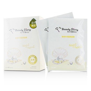 Mask - Royal Pearl Radiance (Brightening)  8pcs