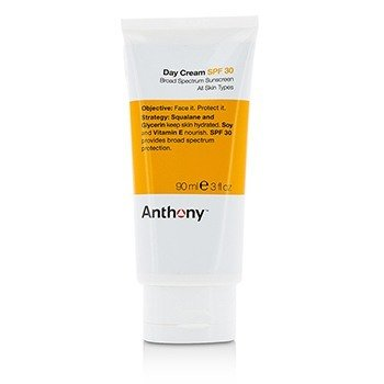 Anthony Logistics For Men Crema de Día SPF 30  90ml/3oz