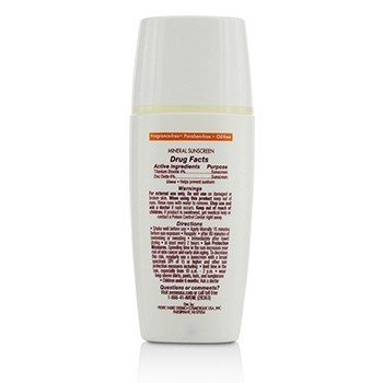 Mineral Ultra-Light Hydrating Sunscreen Lotion SPF 50 For Face - For Sensitive Skin  50ml/1.7oz