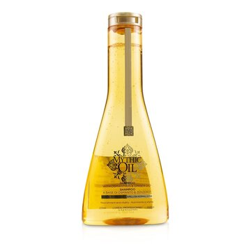 Professionnel Mythic Oil Shampoo with Osmanthus & Ginger Oil (Normal to Fine Hair)  250ml/8.5oz