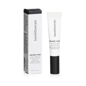 Prime Time Eyelid Primer (New Packaging)  3ml/0.1oz
