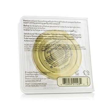 Moonglow Golden Bronzer Refill  8.5g/0.3oz