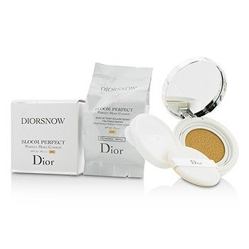 Christian Dior Bloom Perfect Brightening Perfect Moist Cushion SPF50 With Extra Refill - # 010  2x15g/0.5oz
