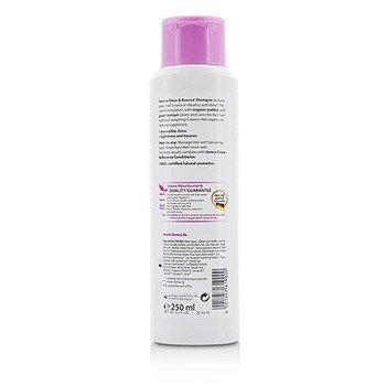 Organic Mallow & Pearl Extract Gloss & Bounce Shampoo (For Dull, Lifeless Hair)  250ml/8.3oz