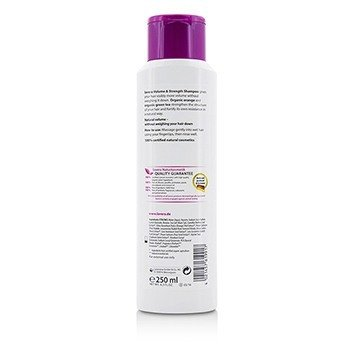 Organic Orange & Organic Green Tea Volume & Strength Shampoo (For Fine, Flyaway Hair)  250ml/8.3oz